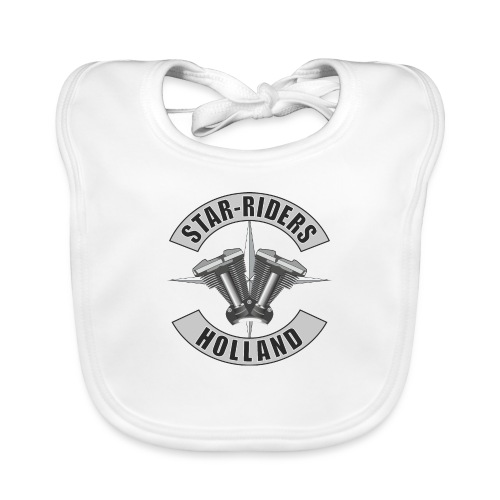 SRH logo - Bio-slabbetje voor baby's