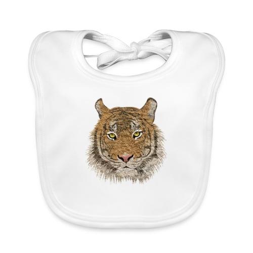 Tiger - Baby Bio-Lätzchen