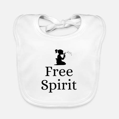 Free Spirit (Vrije Geest) - Bio-slabbetje voor baby's