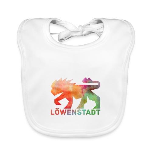 Löwenstadt Design 5 - Baby Bio-Lätzchen