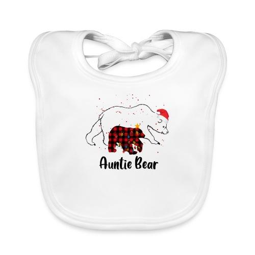 Auntie Bear - Baby Organic Bib