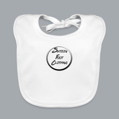 SixteenFootClothing© Circle-Logo - Baby Organic Bib