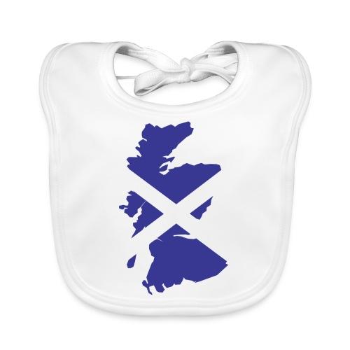 Scotland - Bio-slabbetje voor baby's