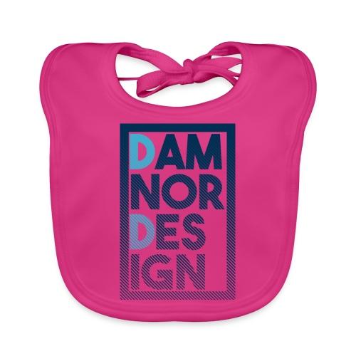 Damnor design (H) - Bavoir bio Bébé
