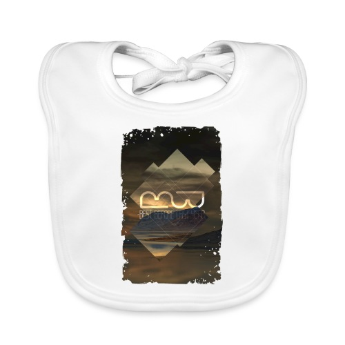 Men's shirt Album Art - Baby Organic Bib