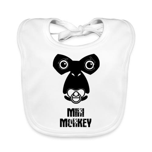 Monkey Fly - Monkey - Baby - Baby Bio-Lätzchen