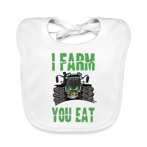 I farm you eat F - Bio-slabbetje voor baby's