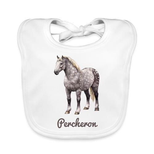 Percheron - Baby Bio-Lätzchen