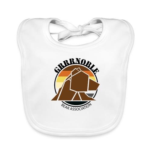 Logo 1 GRRRNOBLE BEAR ASSOCIATION - Bavoir bio Bébé