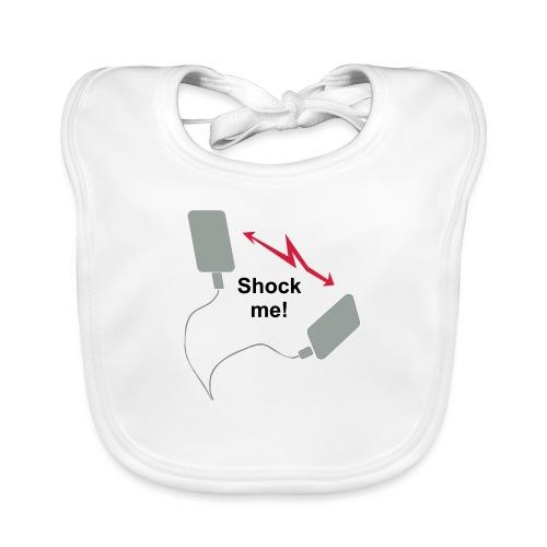 Defibrillator - Shock me! - Baby Bio-Lätzchen