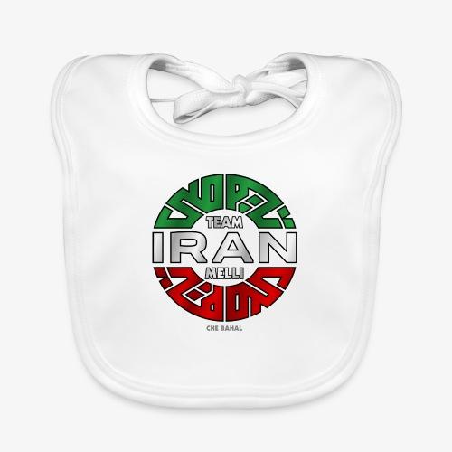 TEAM MELLI IRAN (FARSI) - Baby Bio-Lätzchen