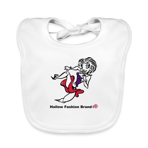 Hollow Fashion Brand i® - Baby Organic Bib