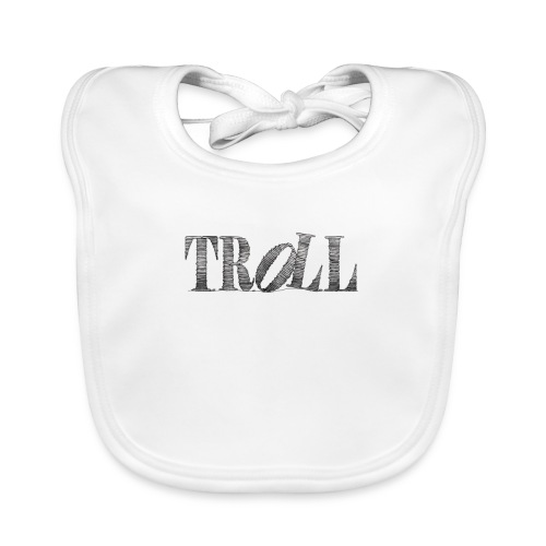 Troll - Baby Organic Bib
