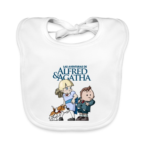alfredagatha1 - Babero ecológico bebé