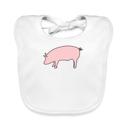 What, no bacon? Bib - Bio-slabbetje voor baby's