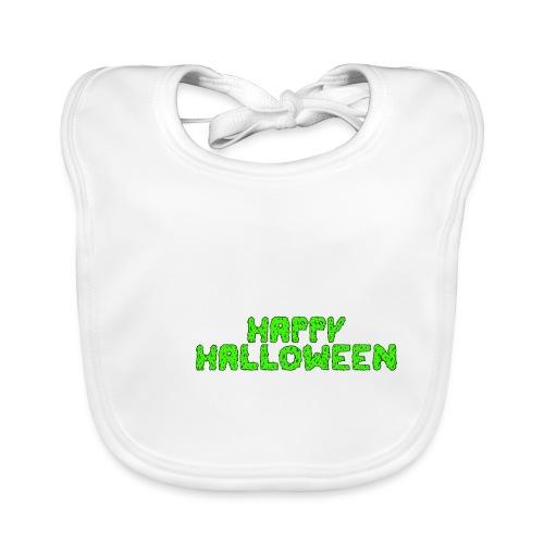 Happy Halloween - Baby Bio-Lätzchen