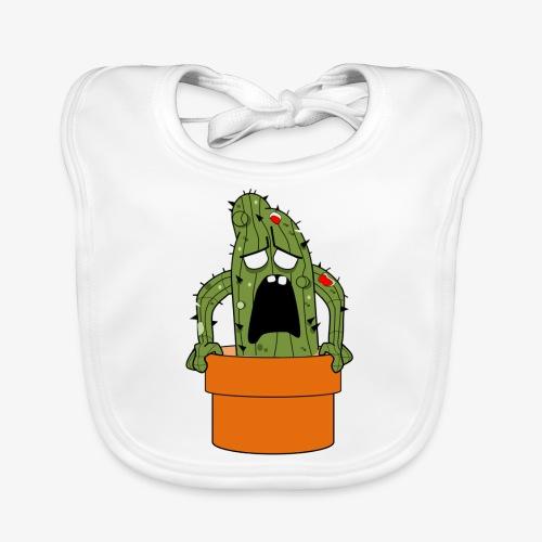 Cactus Zombie - Bavoir bio Bébé