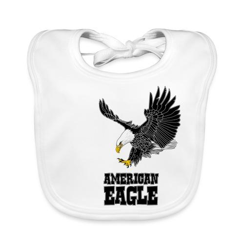 American eagle - Bio-slabbetje voor baby's