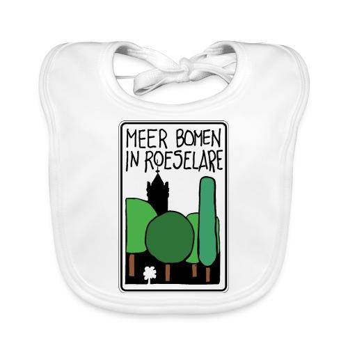 Meerbomen in Roeselare - Bio-slabbetje voor baby's