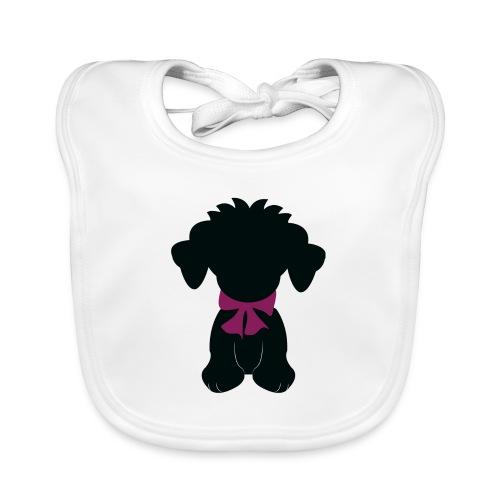 dog png - Baby Organic Bib