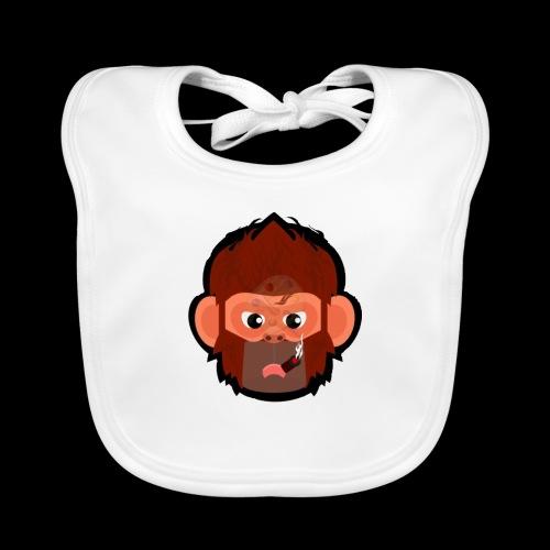 PoGo Mask t-shirt - Baby økologisk hagesmæk