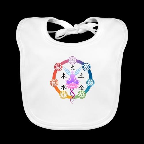 armonia delle energie all colors - Bavaglino ecologico per neonato