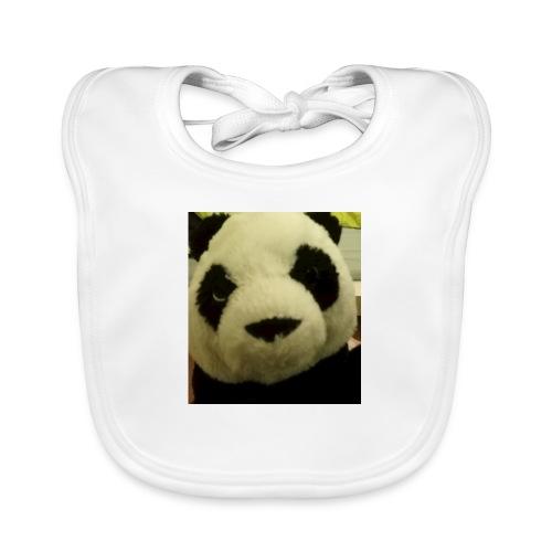panda - Baby Bio-Lätzchen