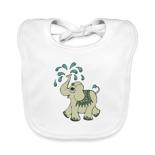 Elephant boy - Hagesmække af økologisk bomuld