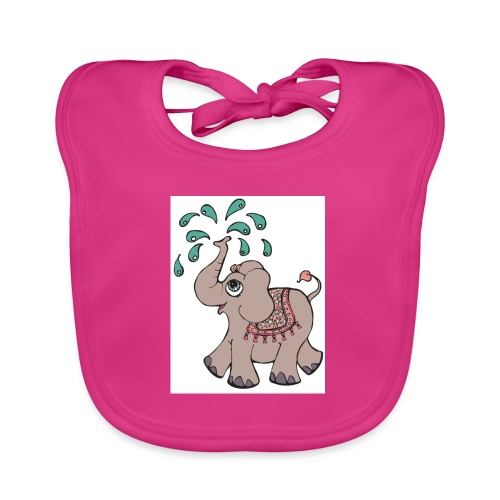 Elephant girl - Hagesmække af økologisk bomuld