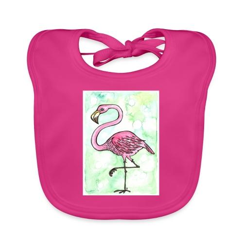 Flamingo - Hagesmække af økologisk bomuld
