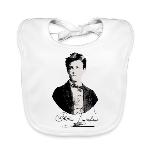 Rimbaud+signature.png - Bavoir bio Bébé