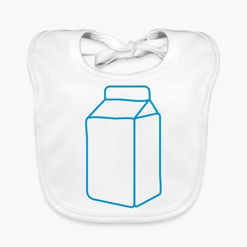 milk carton - Baby Organic Bib