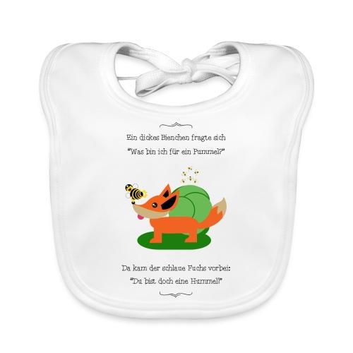 Pummelbiene - Baby Bio-Lätzchen