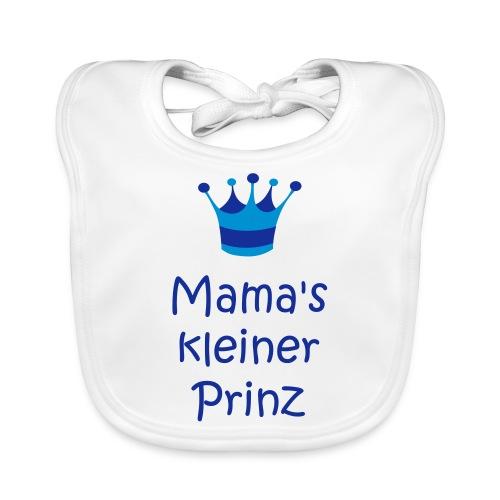Mama's kleiner Prinz - Baby Bio-Lätzchen