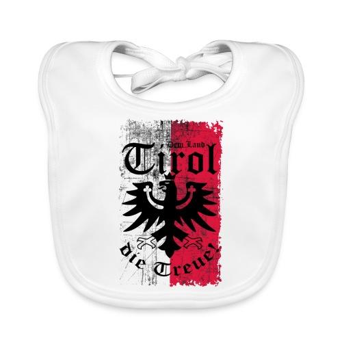 Tirol - Baby Bio-Lätzchen
