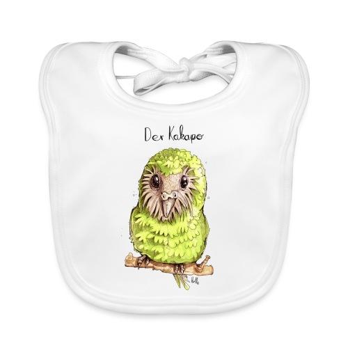 Kakapo - Baby Bio-Lätzchen