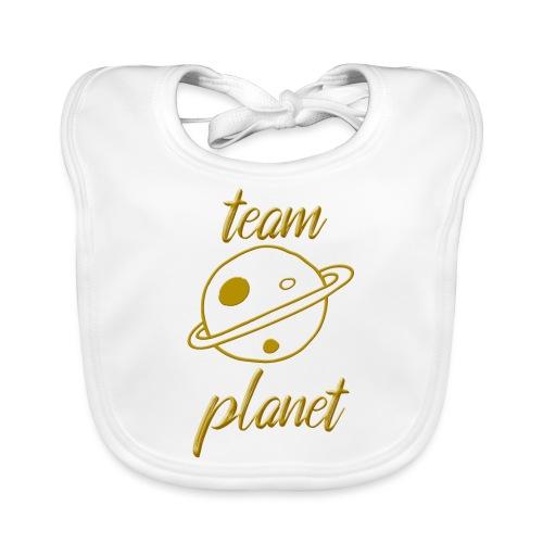 Team Planet - Baby Bio-Lätzchen