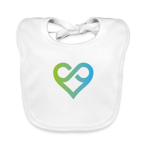 Michael J. Roads Logo - Baby Organic Bib
