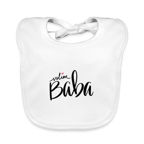 Volim Baba - Ekologisk babyhaklapp