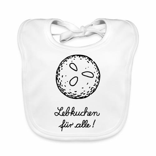 Lebkuchen für alle! - Baby Bio-Lätzchen