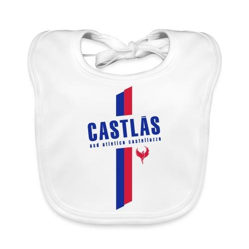 CASTLAS - Bavaglino ecologico per neonato