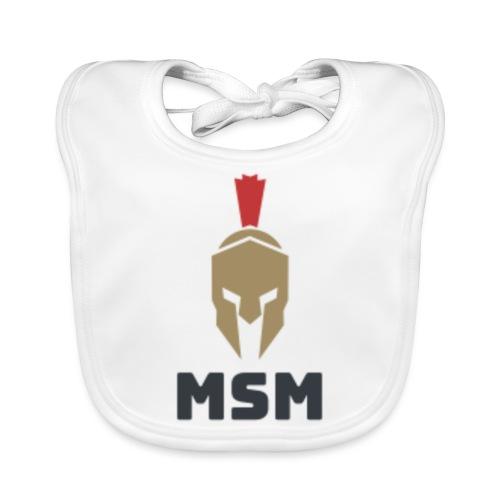 MSM Warrior - Hagesmække af økologisk bomuld