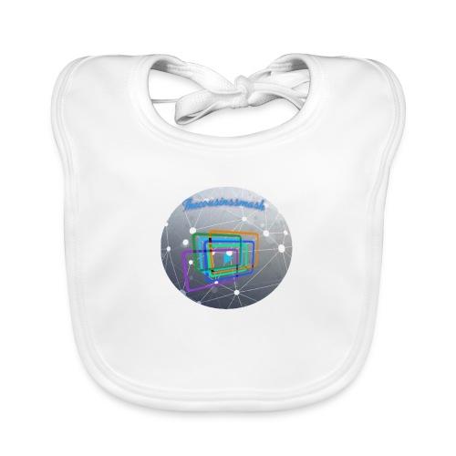 tcs logo - Baby Organic Bib
