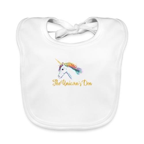 unicorn - Baby Organic Bib
