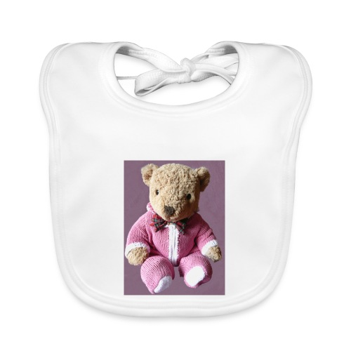 Lätzchen Bär - Baby Bio-Lätzchen