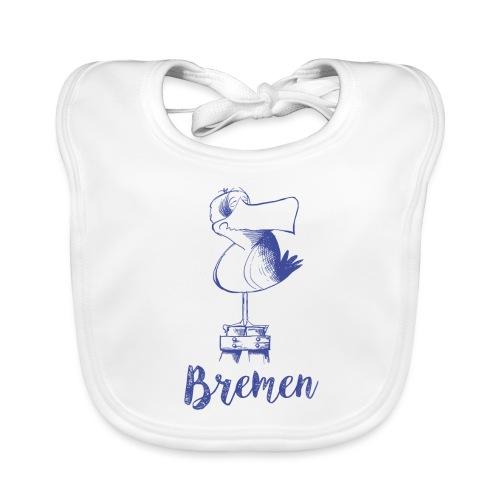 Bremer Möwe - Baby Bio-Lätzchen