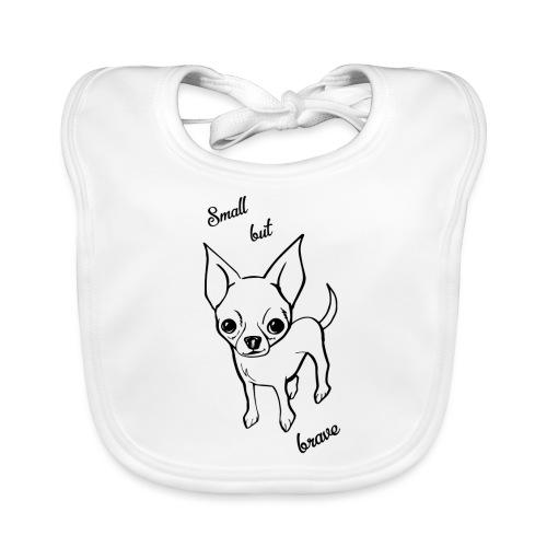 Chihuahua pies - Ekologiczny śliniaczek