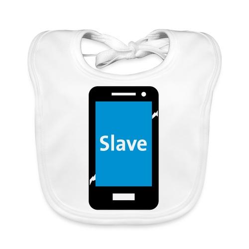 Slave to my phone 1 - Bio-slabbetje voor baby's