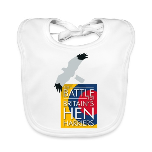 New for 2017 - Women's Hen Harrier Day T-shirt - Baby Organic Bib