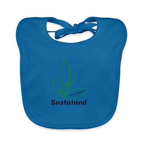 Sustained Sweatshirt - Hagesmække af økologisk bomuld